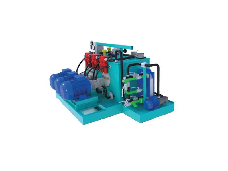 Hidrolik Güç Üniteleri